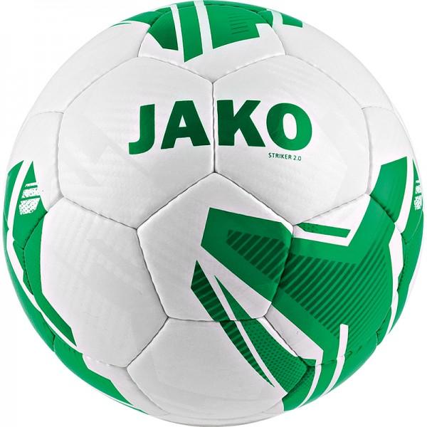 JAKO Lightball Striker 2.0 Gr. 3 - 290g weiß-grün
