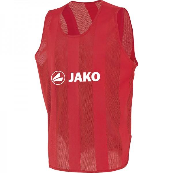 JAKO Kennzeichnungshemd/Leibchen rot