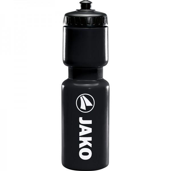 JAKO Trinkflasche schwarz 0,75l
